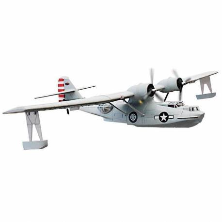 Dynam PBY Catalina Gris 1470mm PNP
