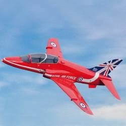 SebArt Mini BAe Hawk T1 90mm 1,42m ARF (Red Arrows)