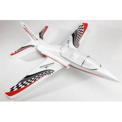Tomahawk Viperjet EDF (White) + Mini Fan Evo 2W-20