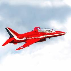 Freewing Hawk T1 70mm Jet PNP 6S (Red Arrow) DELUXE