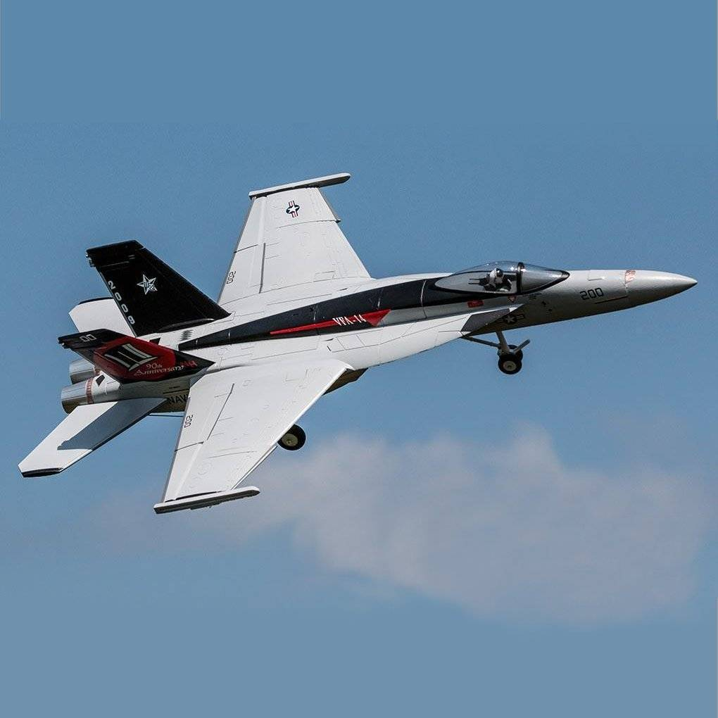 Freewing F/A-18E 4S 64mm EDF Jet Tophatters PNP