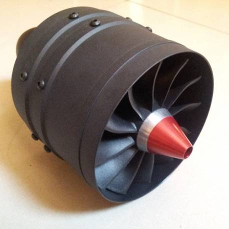 Changesun EDF 90mm Ducted Fan with Alloy Housing