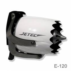 Turbine Mig Flight JETEC E-120 mm PRO retractable pour Planeur