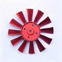 JP Hobby 12 Blade 70mm EDF Ducted Fan Rotor (CW)