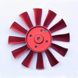JP Hobby 12 Blade 90mm EDF Ducted Fan Rotor (CW)