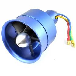 EDF Ducted Fan RC Lander DPS 68mm (5 blade) / 4000Kv