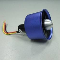 EDF Ducted Fan RC Lander DPS 50mm (10 blade) / 3S 4000Kv
