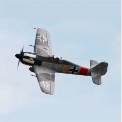FMS FW190-A8 1400mm kit PNP (Jaune)