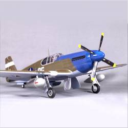 FMS P-51B Dallas Darling V8 1450mm PNP