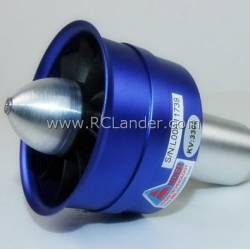 EDF Ducted Fan RC Lander DPS 64mm (10 blade) / 4S 3300Kv