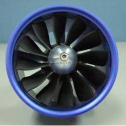 EDF Ducted Fan RC Lander DPS Cone Style 90mm (12 blade) / 6S 1600Kv