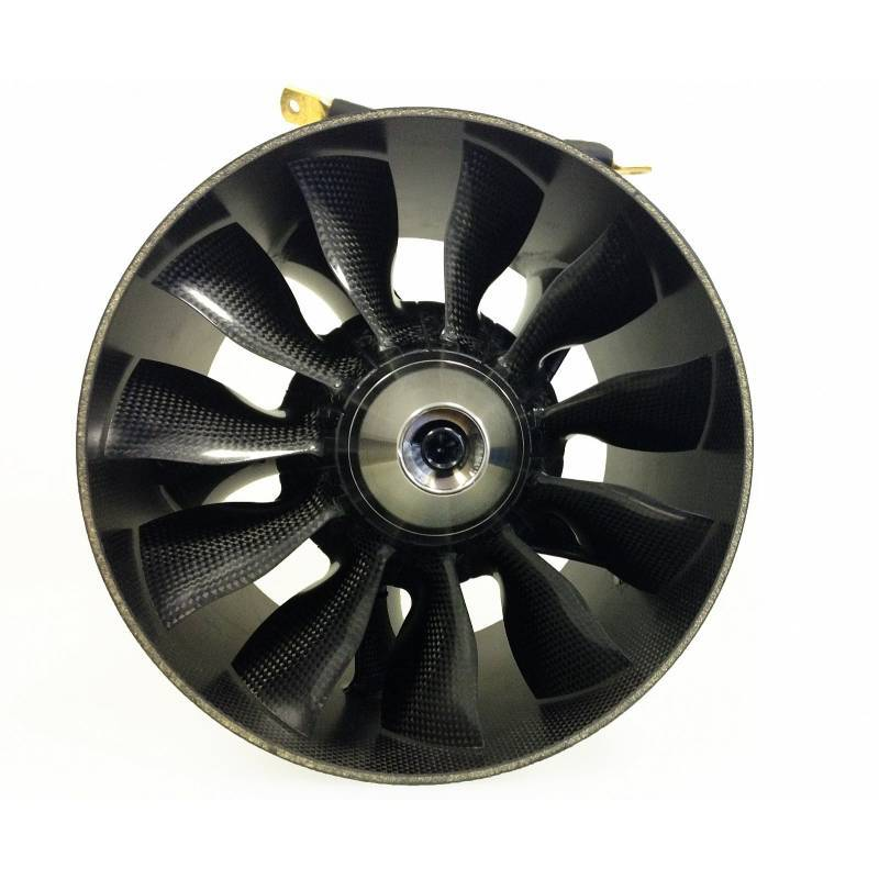 Schubeler DS-215-DIA HST 195mm Carbon EDF Ducted Fan + Motor