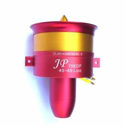 EDF Ducted Fan JP Hobby 70mm 4-6s + 2250Kv Motor (CW)