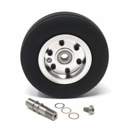 JP Hobby 86mm aluminium wheel (8mm axle)