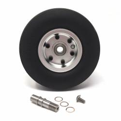JP Hobby 95mm aluminium wheel (8mm axle)