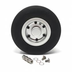JP Hobby 115mm aluminium wheel (8mm axle)