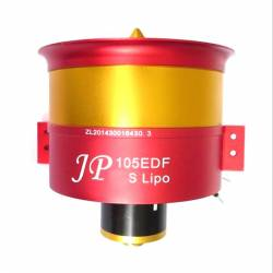 EDF Ducted Fan JP Hobby 105mm 12blades + 6S Motor 1400KV (CCW)