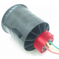 Turbine EDF ChangeSun XRP 90mm 14 Pales + moteur Cyclone Power 6S 1550kv