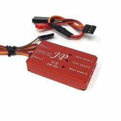 JP Hobby Tricycle Controller Retract Box ER-150 V2 (HV)