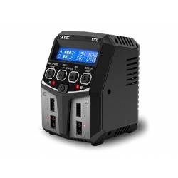 SkyRC T100 Duo AC Charger 2x50W (2-4S up to 5A)