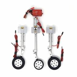 JP Hobby ER-120S Tricycle Full Set with Brakes (Sebart Avanti XS 1.9m or Krill Ares 2.2m) + Controller