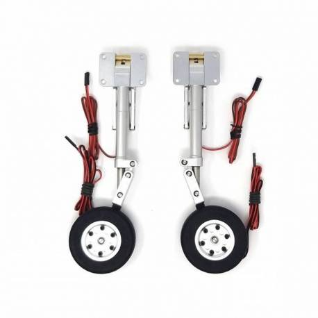 JP Hobby ER-120 Bicycle Full Set with Brakes (Carf Joker or plane up to 12kg)+ Sequencer (optional)