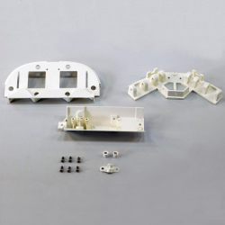 Freewing F-16C 90mm Main Landing Gear Support Parts