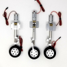 JP Hobby ER-120 S Tricycle Full Set with Brakes (JTM Viper, xXx Sport 1.7m or planes up to 15kg) + Sequencer (optional)