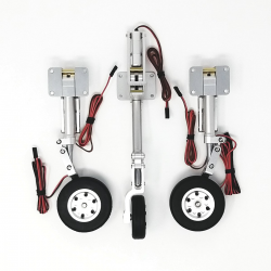 JP Hobby ER-120 Tricycle Full Set with Brakes (Carf Rebel Hot 1.5m) + Controller