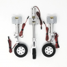 JP Hobby ER-120 RH Tricycle Full Set with Brakes (Rebel Hot or plane up to 12kg) + Sequencer (optional)