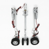 JP Hobby ER-150 Tricycle Full Set with Brakes (J10 or planes up to 20kg) + Sequencer (optional)