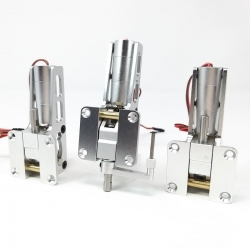 JP Hobby ER-005 5mm Alloy Electric 3 Retracts Set (6kg/Low/Inside-Outside) + Sequencer (optional)