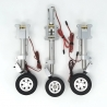 JP Hobby ER-150 Tricycle Full Set with Brakes (Boomerang Turbinator or planes up to 20kg) + Sequencer