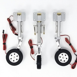 JP Hobby ER-120 Tricycle Full Set with Brakes (Black Horse Viper Jet MKII 1.88m) + Controller