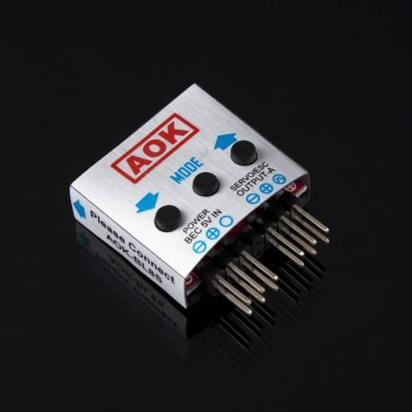 Testeur de voltage batterie Lipo 2-6s AOK