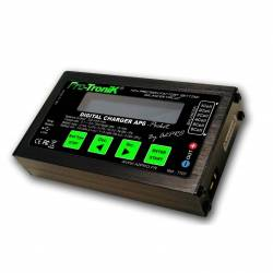 Pro-Tronik Digital Charger AP6 Pocket 50W 12V