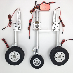 JP Hobby ER-150 Tricycle Full Set with Brakes (Roban A-10 2.06m) + Controller