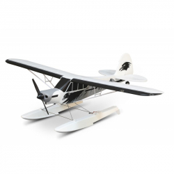 FMS Piper PA-18 Super Cub 1700mm PNP with Floats + Free Reflex System