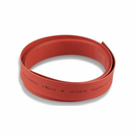 Gaine Thermo 8mm Rouge (1 mètre)