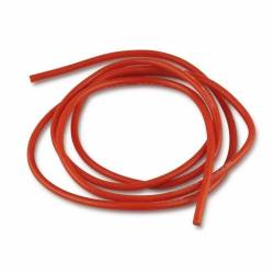 Cable Silicone Souple Rouge 16 AWG 1.5mm² (1 mètre)