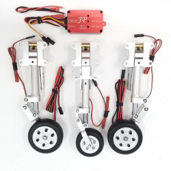 JP Hobby ER-008 Tricycle Full Set with Brakes (HSD Jets Viper or planes up to 8kg) + Sequencer