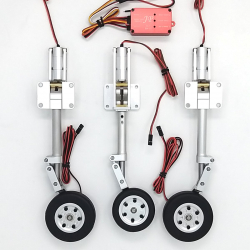 JP Hobby ER-120 Tricycle Full Set with Brakes (JMB MB-339 1.79m) + Controller