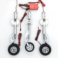 JP Hobby ER-120 Tricycle Full Set with Brakes (T-One Mini Hawk 1.60m) + Controller