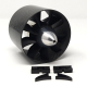 Ejets JETFAN EDF Glider Nacelle 80mm + your choice of motor (optional)
