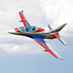 SebArt Avanti S Jet 2m (White/Blue) No Retracts