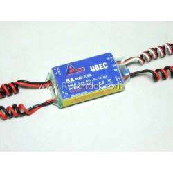 UBEC RC Lander 5A 2-11S with Remote Control Switch