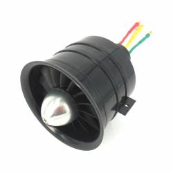 Changesun XRP 10 Blade 70mm EDF Ducted Fan + XRP 2500Kv Motor 4S -5S