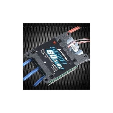 Controleur Brushless Hobbywing 80A HV Flyfun 5-10S OPTO