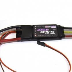 Controleur Brushless Jeti / Hacker Master SPIN 75 Pro 4-10S OPTO