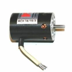 Mega ACn 16/15/3 Brushless Motor 28mm 2800Kv (Internal Fan)